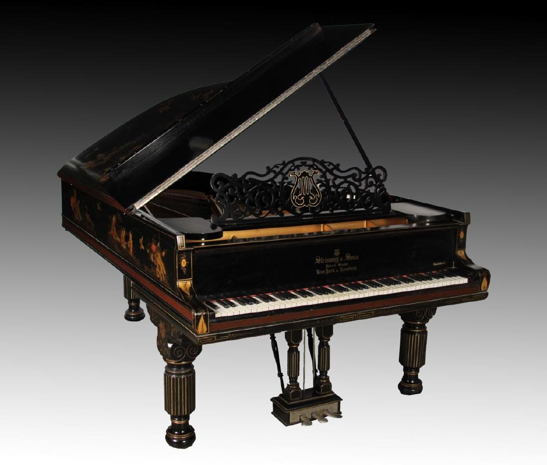 STEINWAY & SONS PRESENTATION GRAND PIANO
