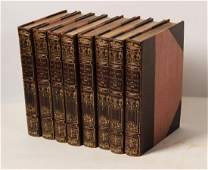 """8 L/BOUND BOOKS, """"A HISTORY OF PAINTING"""""""