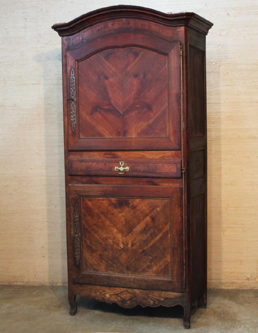 EARLY 19TH C. PROVINCIAL LOUIS XV BONNETIERE