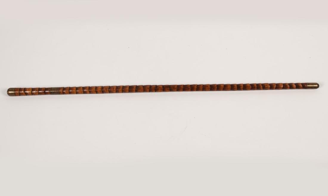 WOODEN CANE SWORD - 2