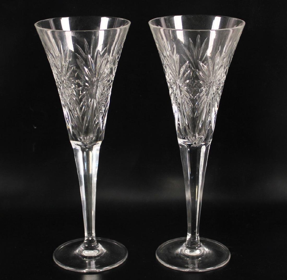 15 PC. LOT OF SIGNED WATERFORD CRYSTAL - 2