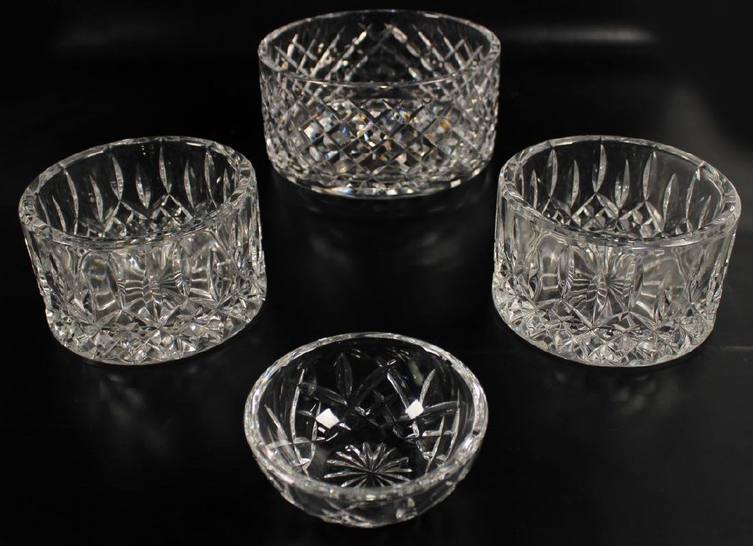 15 PC. LOT OF SIGNED WATERFORD CRYSTAL - 4