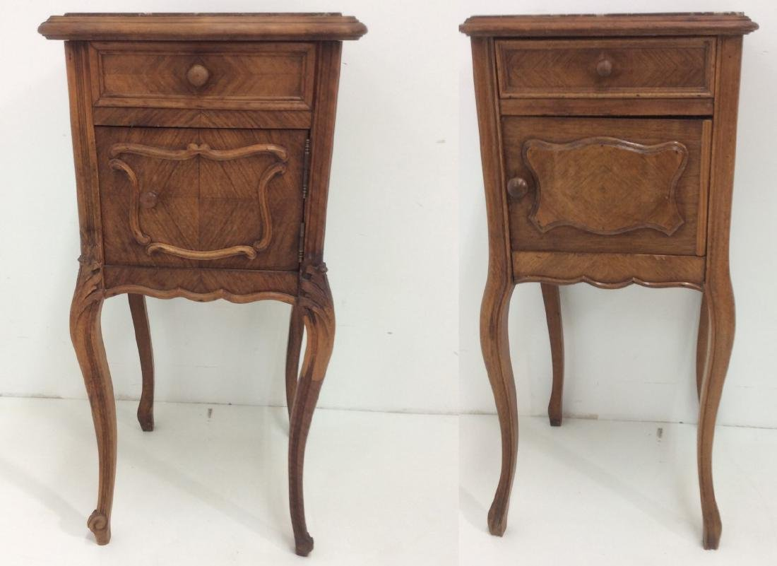MISCELLANEOUS LOT FRENCH FURNITURE