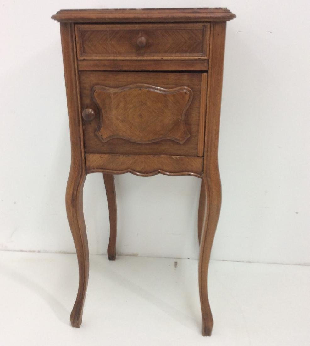 MISCELLANEOUS LOT FRENCH FURNITURE - 2