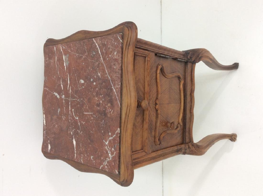 MISCELLANEOUS LOT FRENCH FURNITURE - 5