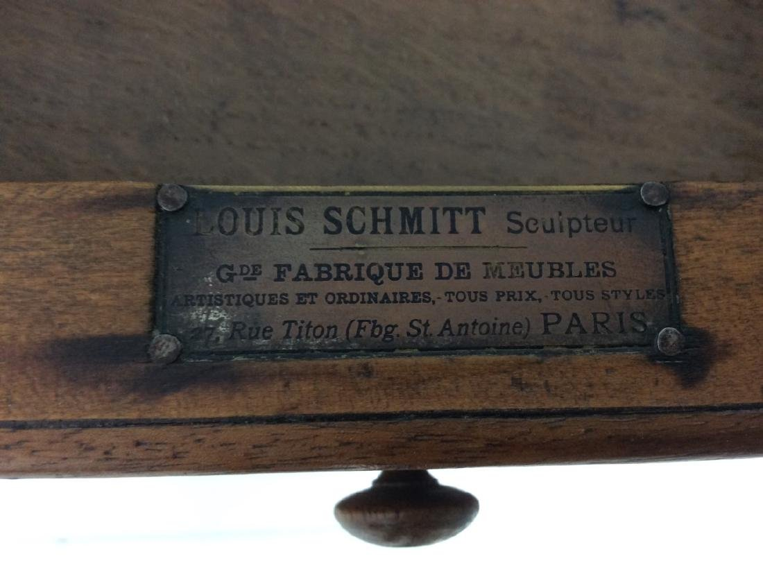 MISCELLANEOUS LOT FRENCH FURNITURE - 8