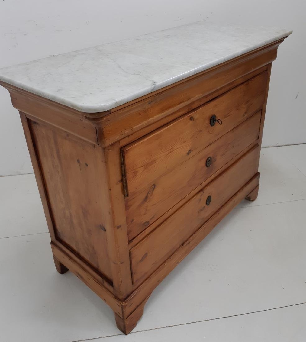 PROVINCIAL FRENCH PINE COTTAGE CHEST