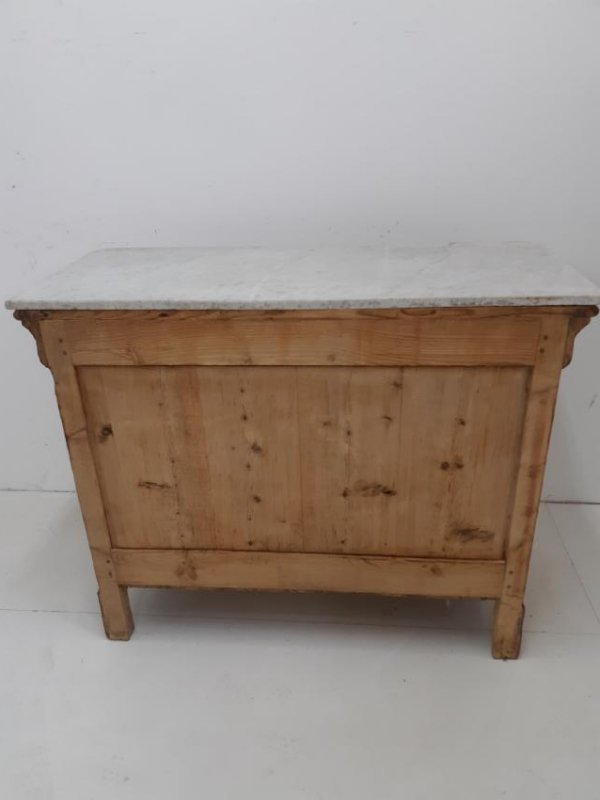 PROVINCIAL FRENCH PINE COTTAGE CHEST - 2