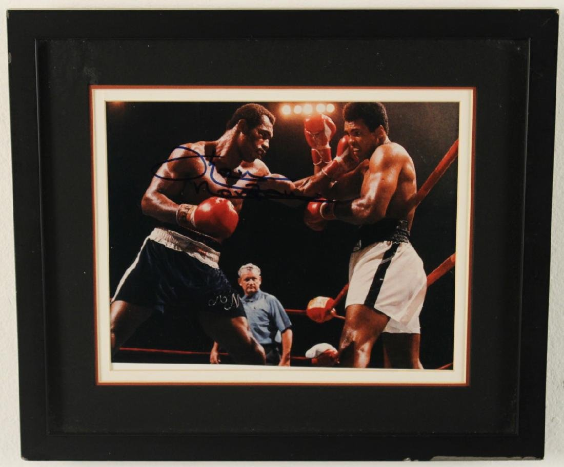 SIGNED KEN NORTON PHOTOGRAPH - 2