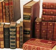 SHAKESPEARES PLAYS AND OTHER ANTIQUE LB BOOKS