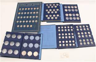 6 PC. MISC. LOT OF AMERICAN COINS