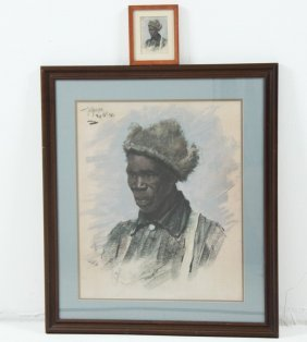 2 Pieces Of Miscellaneous Framed Art
