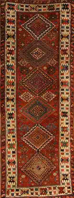 Kazak Corridor Rug First Quarter 20th Century 10