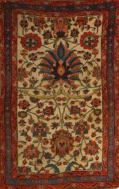 316: Caucasian Rug Second Quarter 20th Century 7 ft 1 i