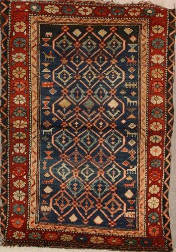 1: Caucasian Rug