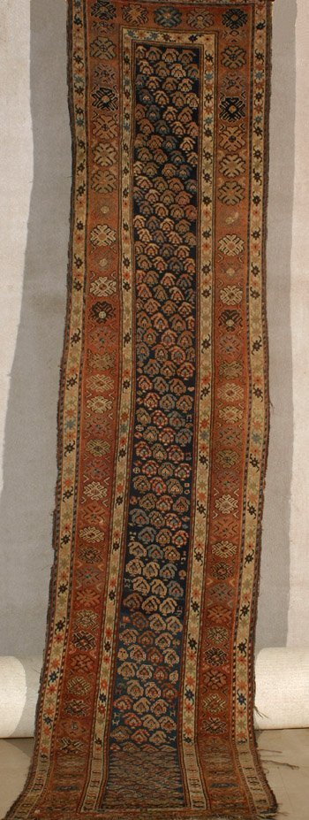 4: Caucasian Rug