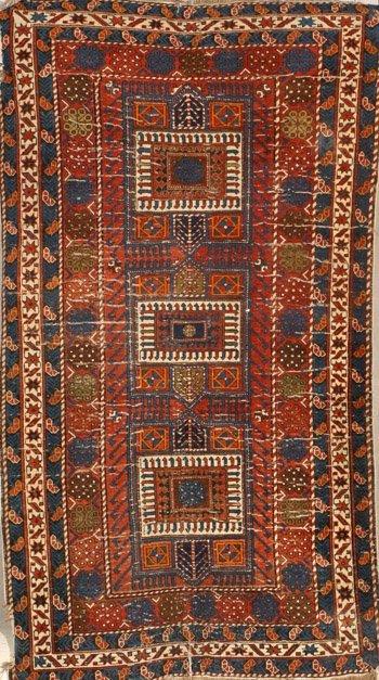 5: Caucasian Rug