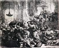 Rembrandt Harmensz van Rijn (Dutch 1606-1669) Chr