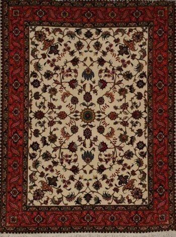 2023: Tabriz Rug Post 1950 6 ft 8 in x 5 ft (203 x 153