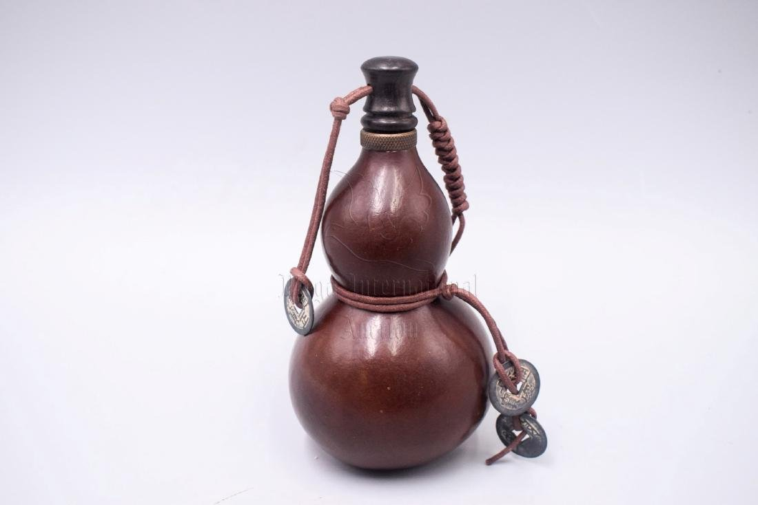 DOUBLE GOURD MOULDED EWER - 2