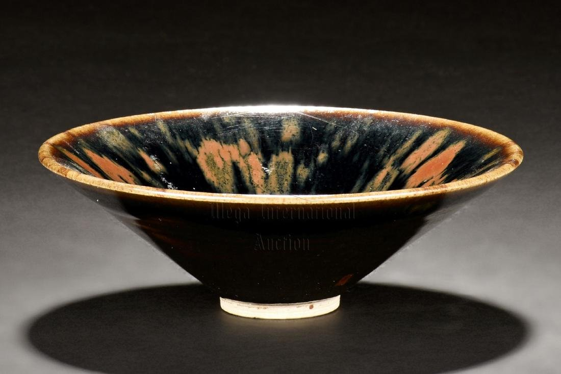 CIZHOU WARE CONICAL BOWL