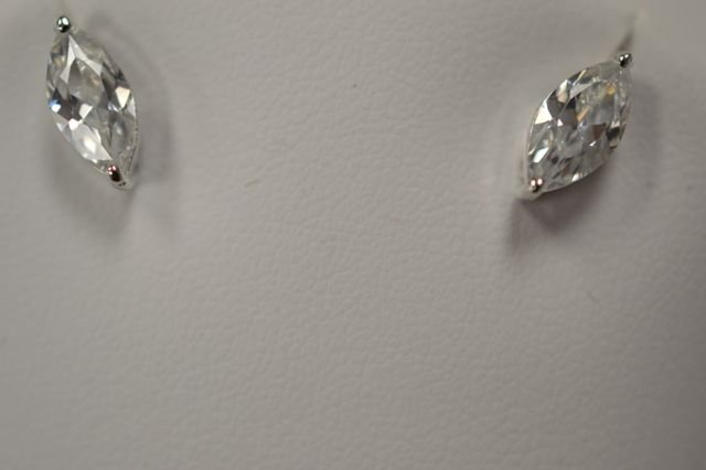 Ormani Creations - Custom Designed Stud  Earrings in