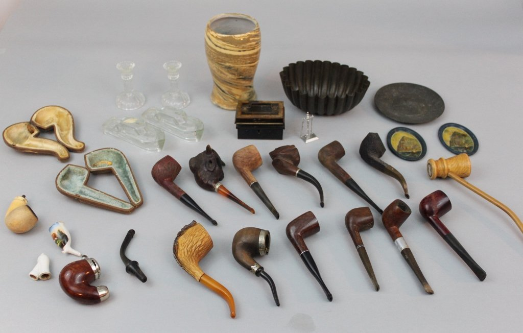 Estate Lot of Miscellaneous Collectibles