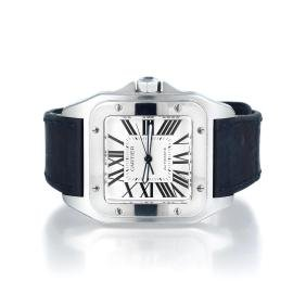Cartier Santos 100 Men's Watch