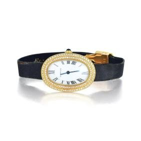 Cartier Baignoire Ladies Watch