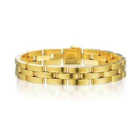Cartier Maillon Panthere Gold Bracelet