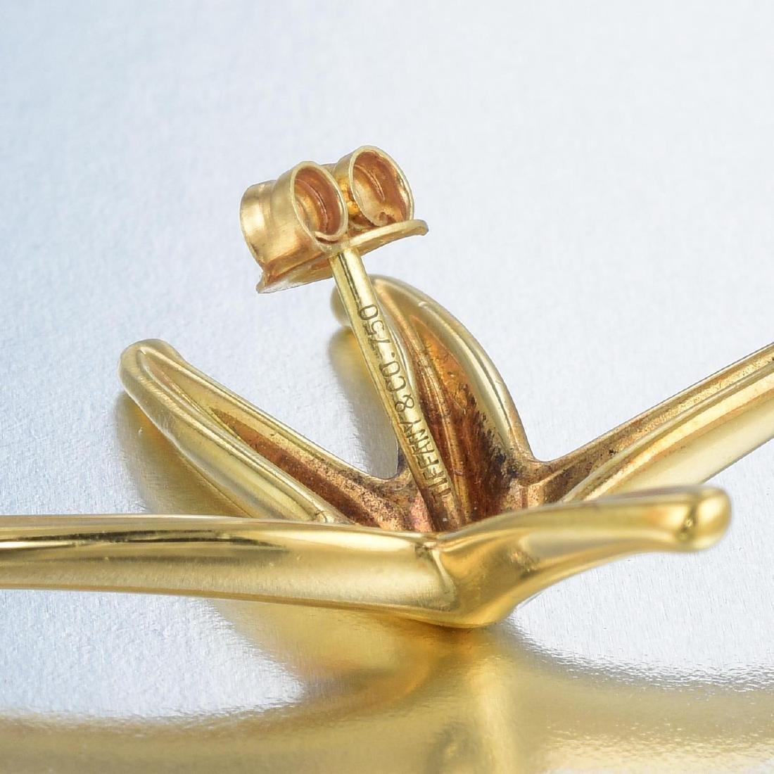 Tiffany & Co. Elsa Peretti Starfish Pendant Necklace - 7