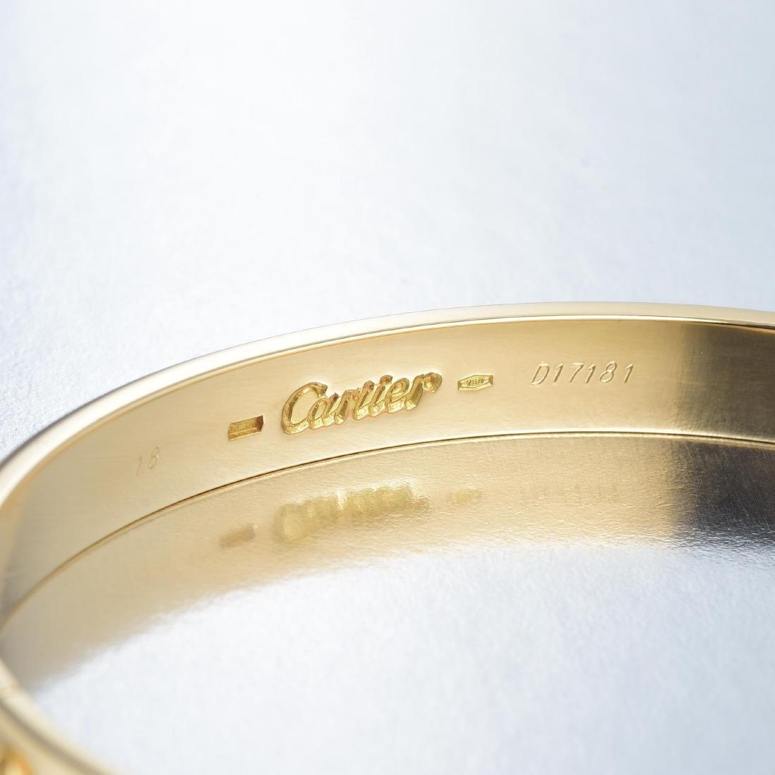 Cartier Love Bangle - 4