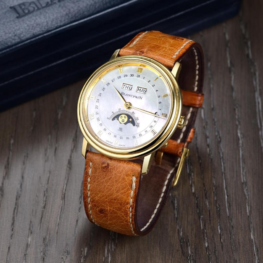 Blancpain Villeret Moonphase Men's Watch