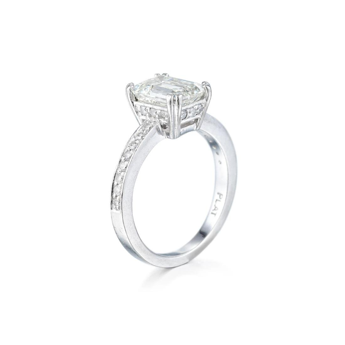 A Diamond Engagement Ring - 2
