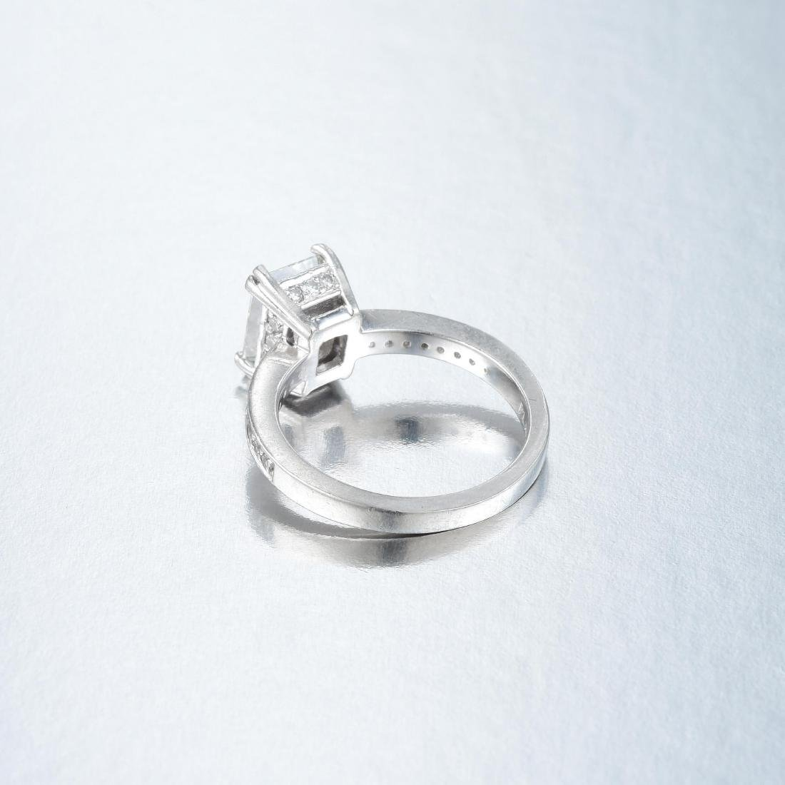 A Diamond Engagement Ring - 3