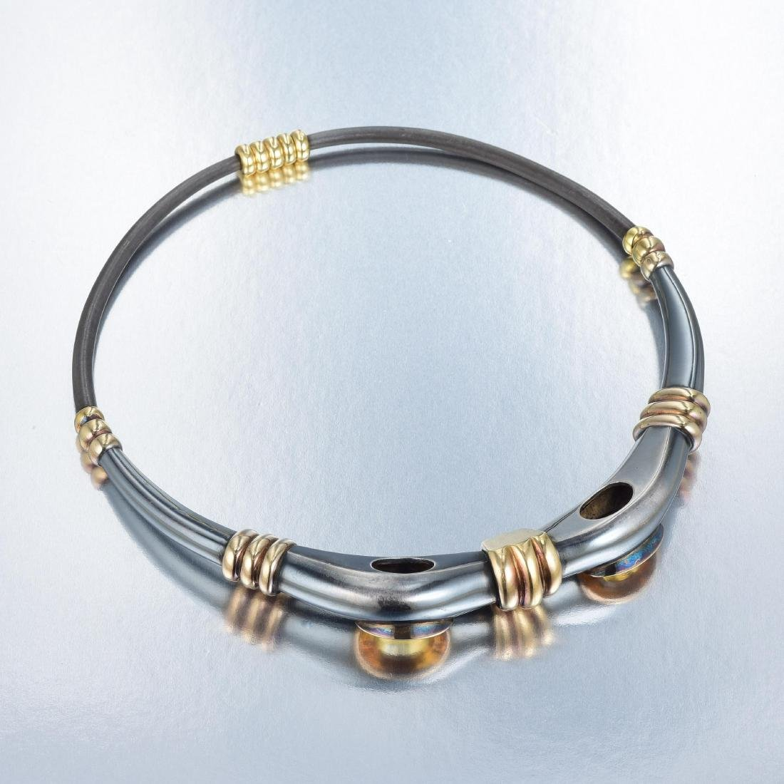 Rene Boivin Citrine Choker Necklace - 6