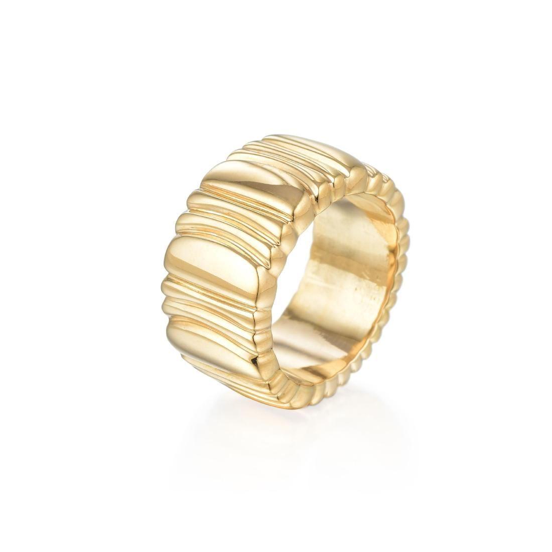 Cartier Gold Band