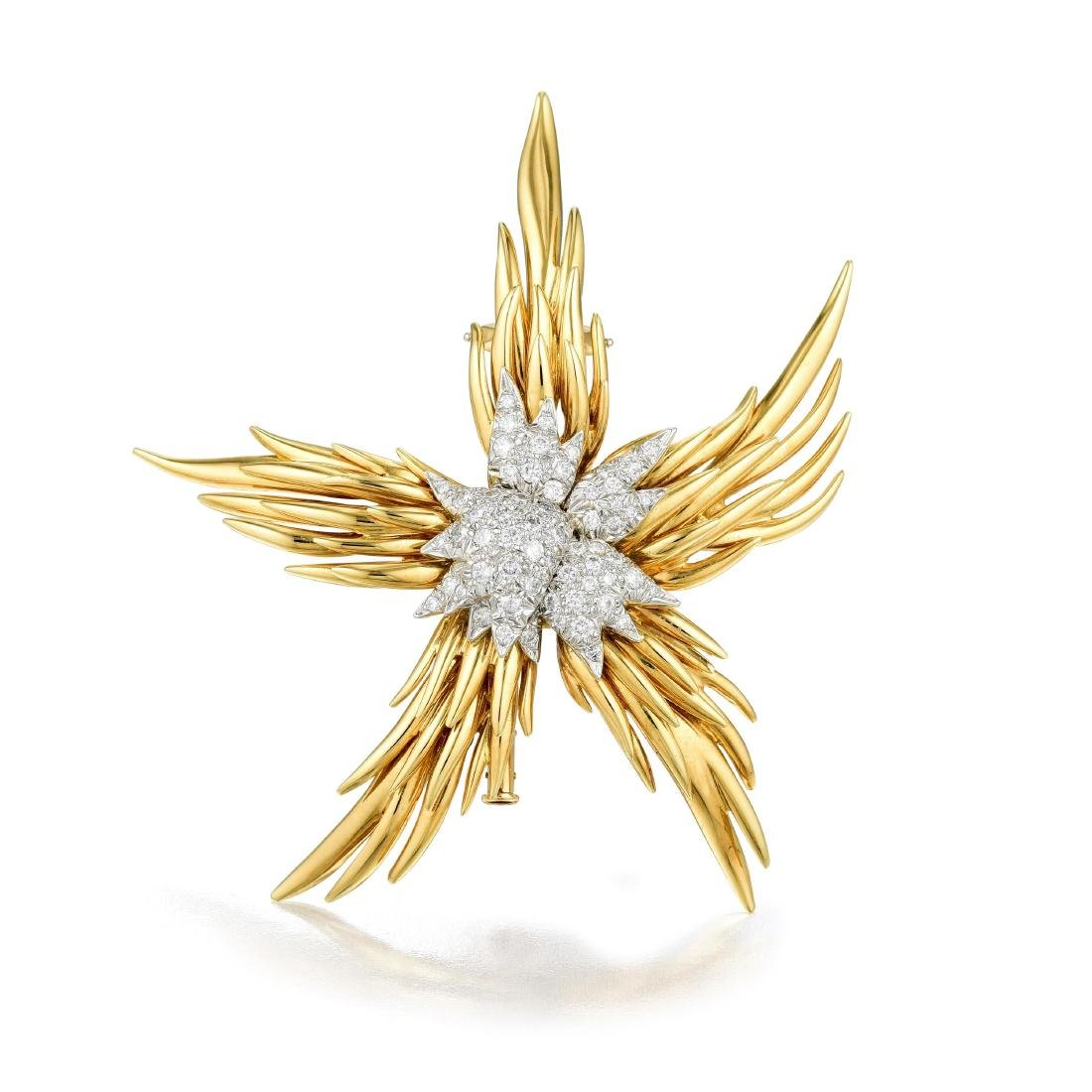 Jean Schlumberger for Tiffany & Co. 'Flame' Diamond,