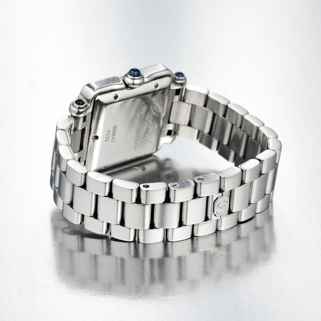 Chopard Happy Sport Diamond Ladies Watch - 2