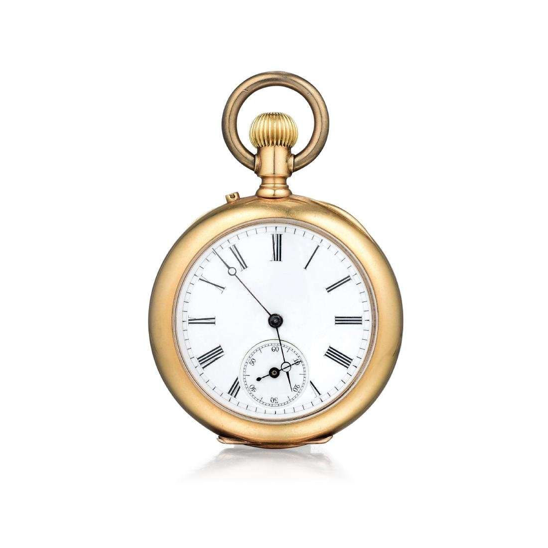 TB Starr Pocket Watch
