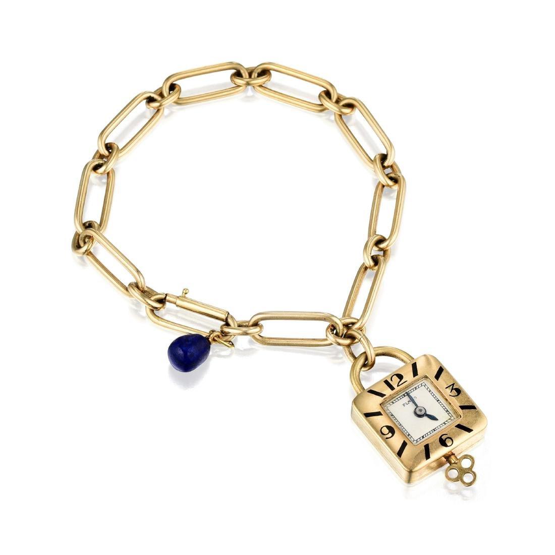 Paul Flato Bracelet Watch