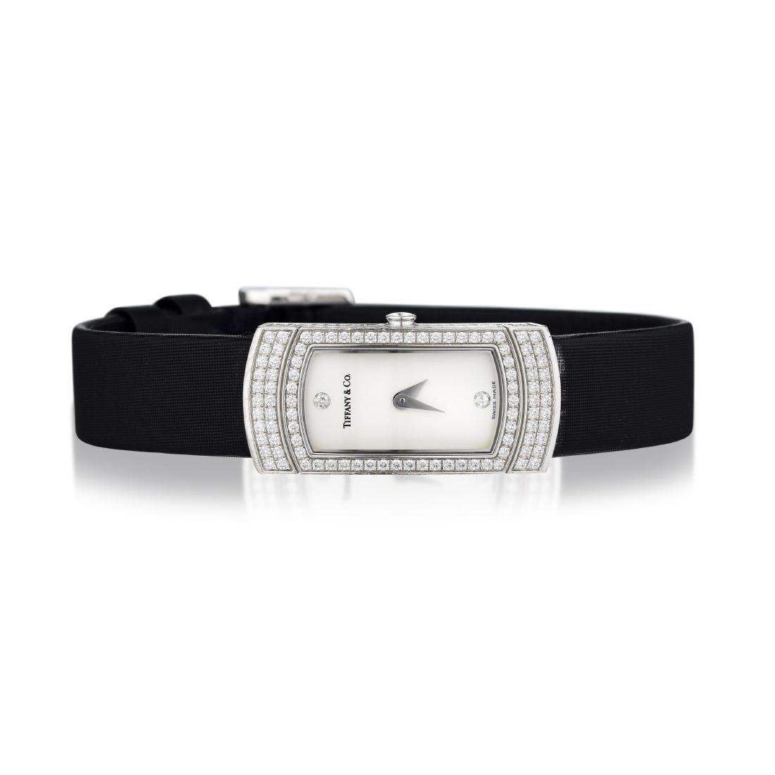 Tiffany & Co. Diamond Cocktail Watch