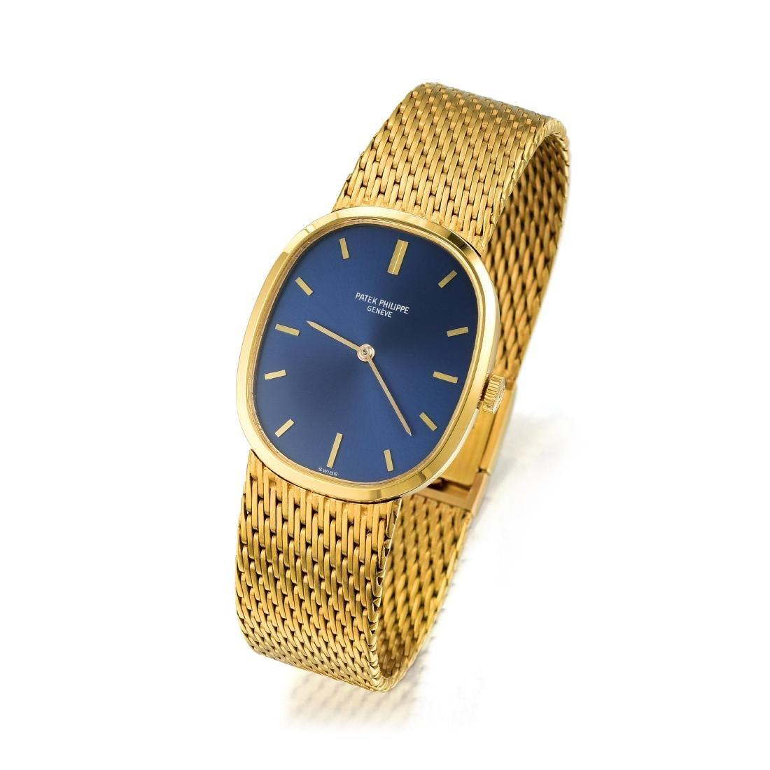 Patek Philippe Ellipse Gold Watch ref. 3548/1