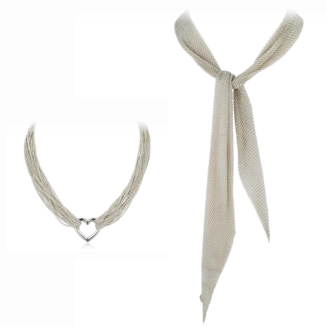 Tiffany & Co. Silver Jewelry