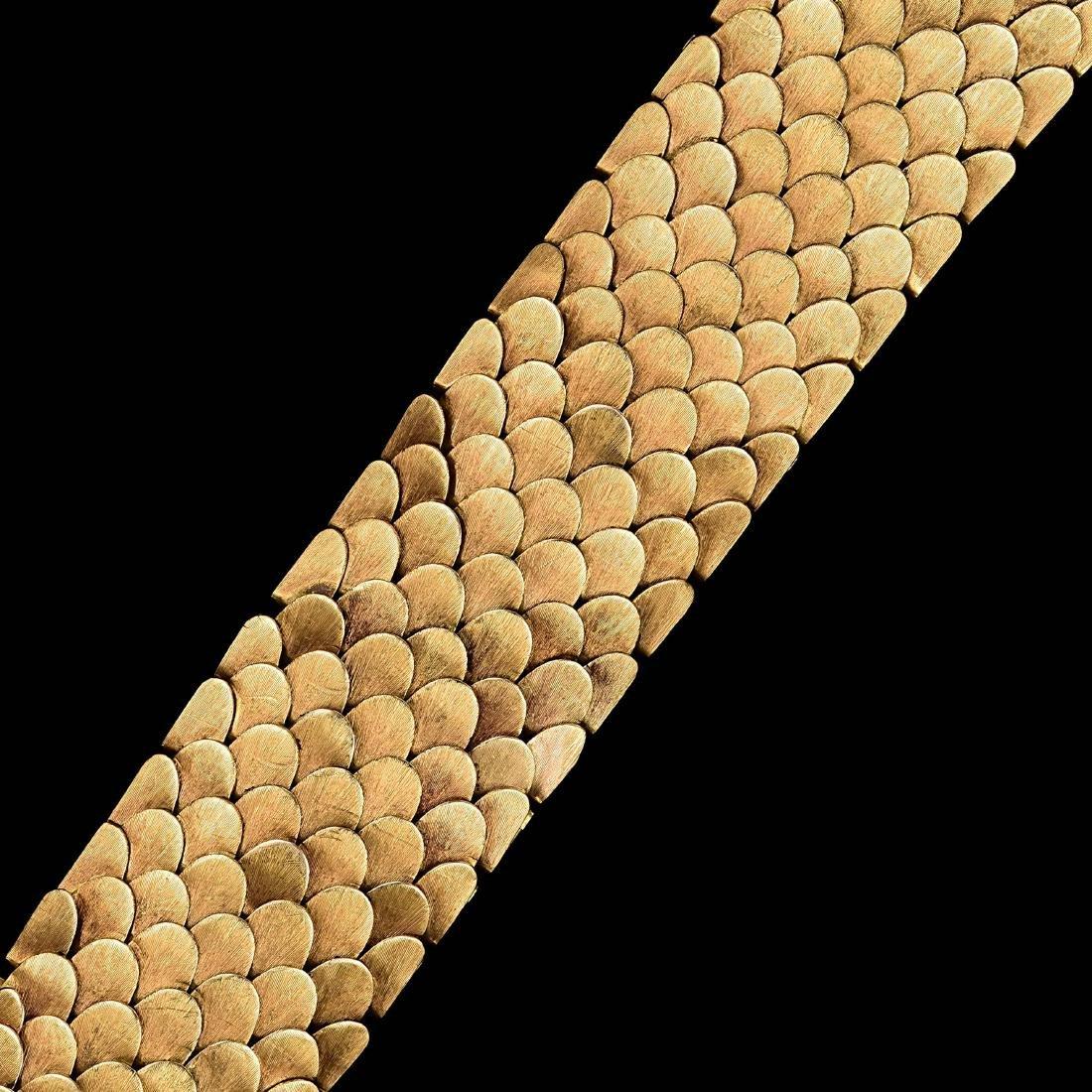 Mario Buccellati Gold Bracelet