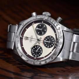 "A Rare Rolex ""Paul Newman"" Daytona, ref. 6239"