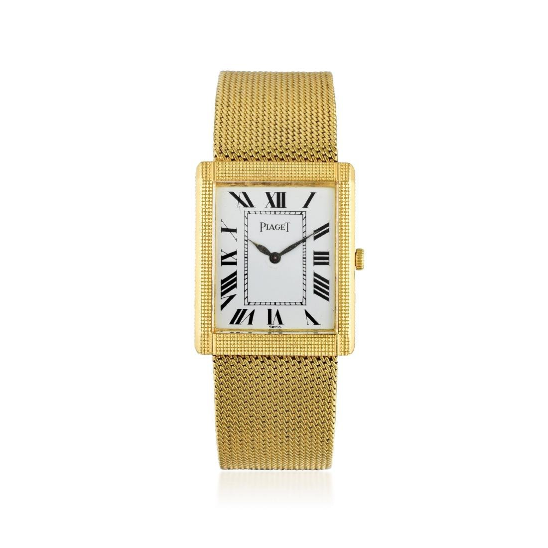 Piaget Ref. 9151 in 18K Gold