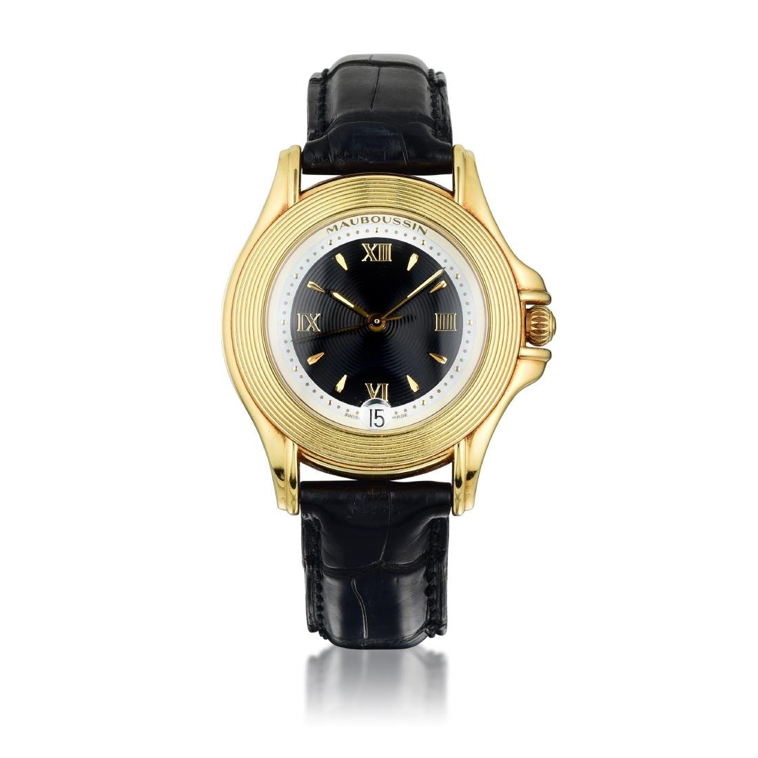 Mauboussin Ref. R.02368 in 18K Gold