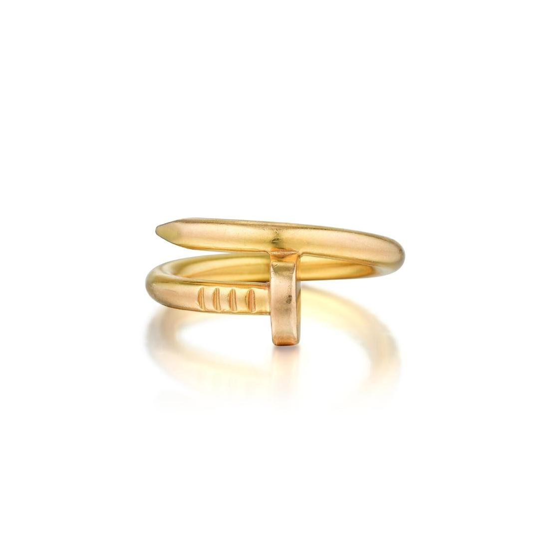 "Cartier ""Juste Un Clou"" Ring"