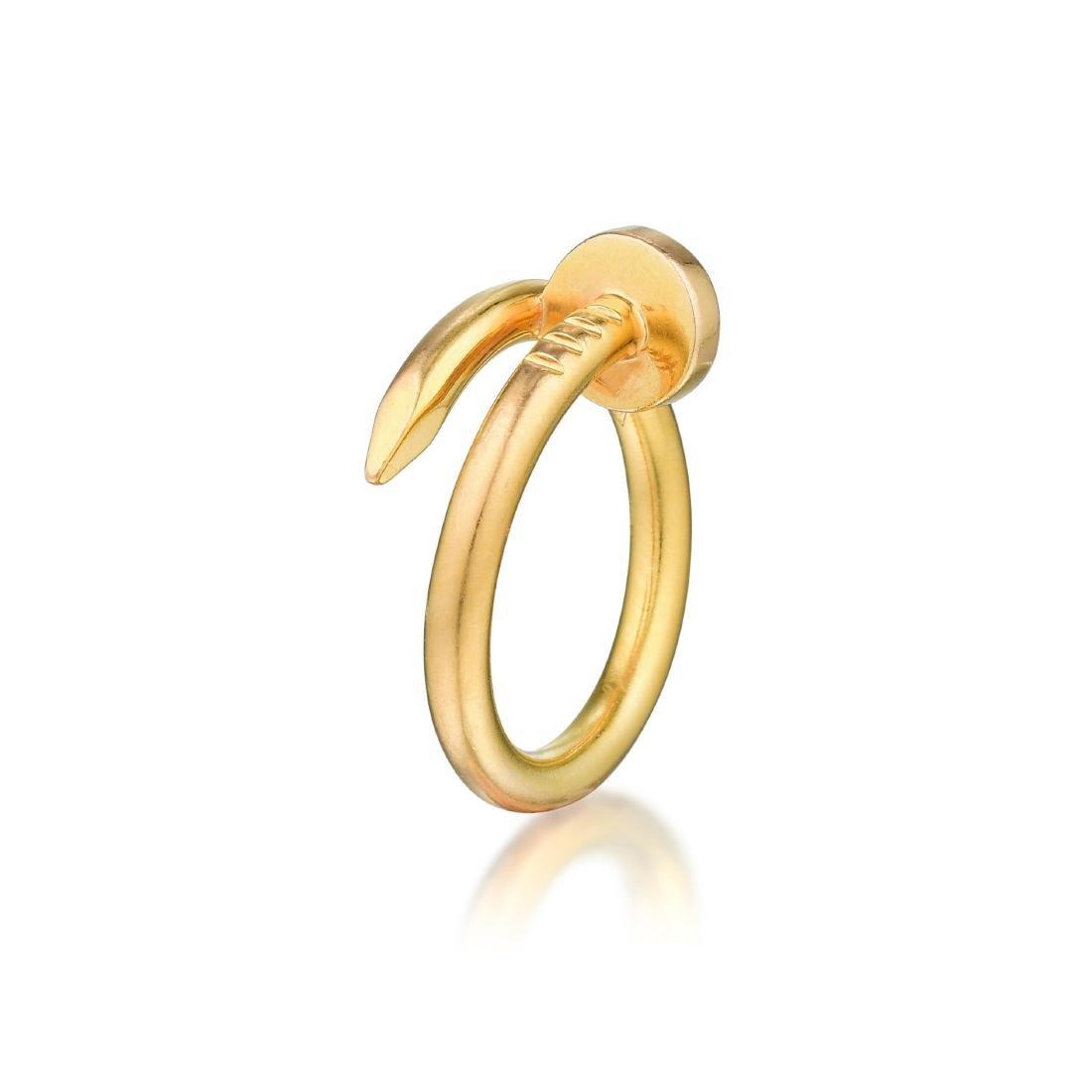 "Cartier ""Juste Un Clou"" Ring - 2"